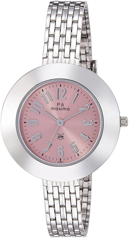 Maxima O-44901CMLI Analog Watch - For Women