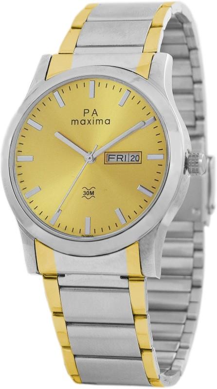 Maxima O-46933CMGT Analog Watch - For Men