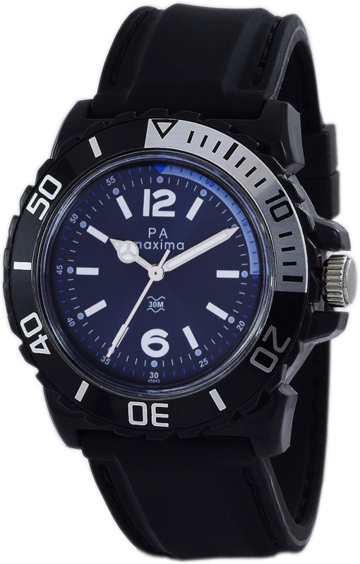 Maxima O-45843PPGW Hybrid Collection Analog Watch - For Men