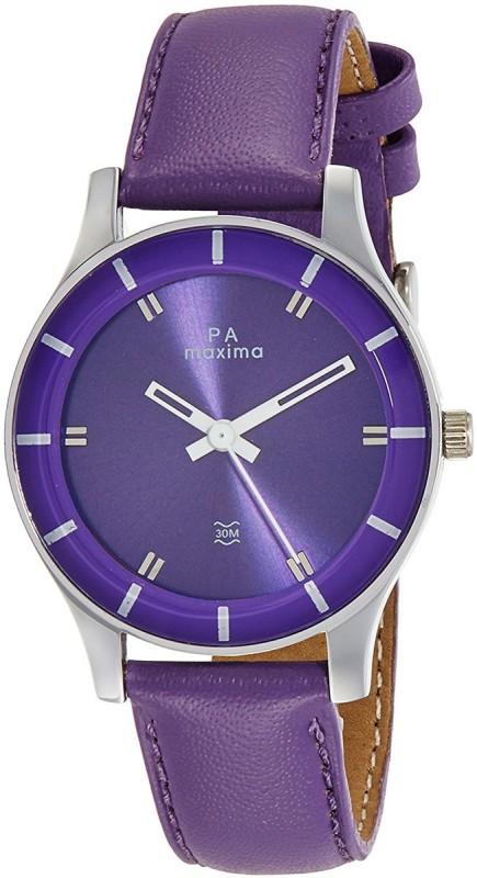 Maxima 41280LMLI Analog Watch - For Women