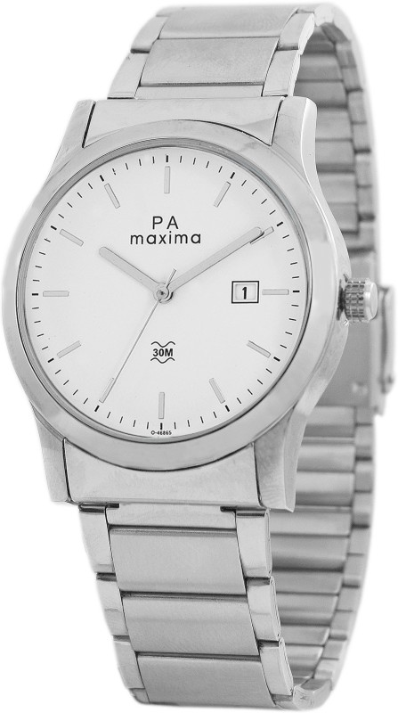 Maxima O-46865CMGI Analog Watch - For Men