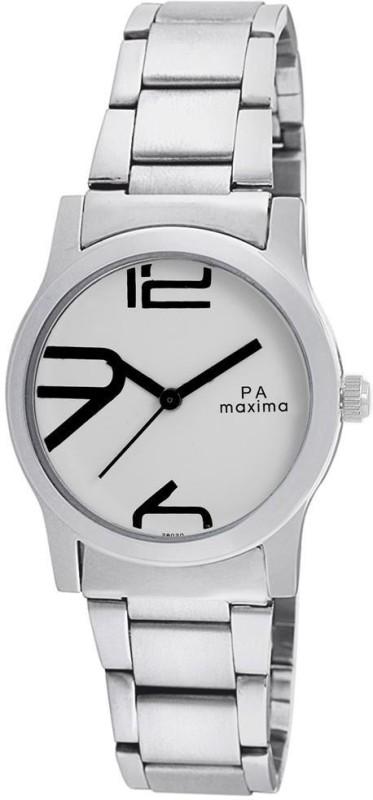 Maxima 28020CMLI Swarovski Analog Watch - For Women