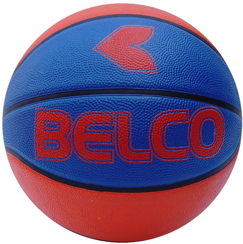 Belco New Viking Basketball Size 7 Basketball - Size: 7(Pack of 1, Multicolor)