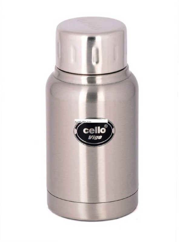 Cello VIGO 350 350 Flask(Pack of 1, Silver)