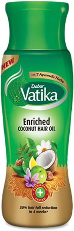Dabur Vatika Coconut Hair Oil(300 ml)