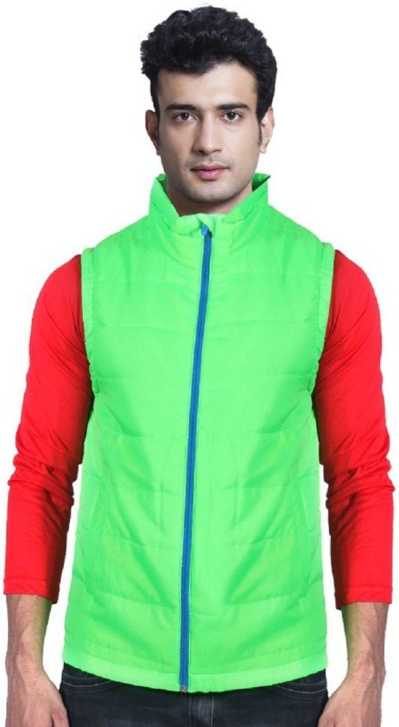 ADIDAS Sleeveless Solid Mens Jacket