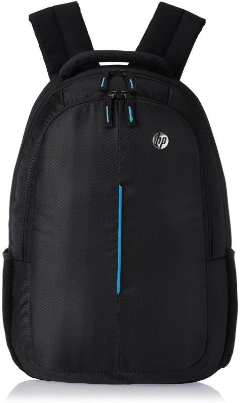 HP ptop bag 2.5 L Laptop Backpack(Black)