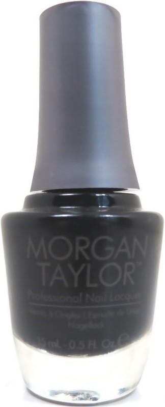 Morgan Taylor Nail Lacquer Little Black Dress(15 ml)