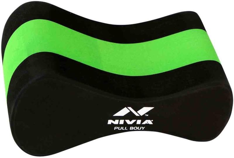 Nivia PULL BUOY Pull Buoy(Black, Green, Pack of 1)