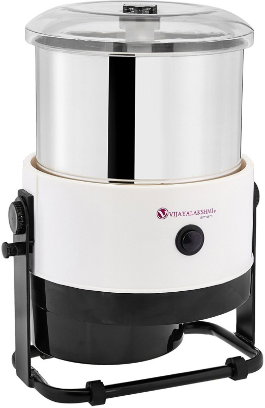 Vijayalakshmi SMART 2L Wet Grinder(Red)