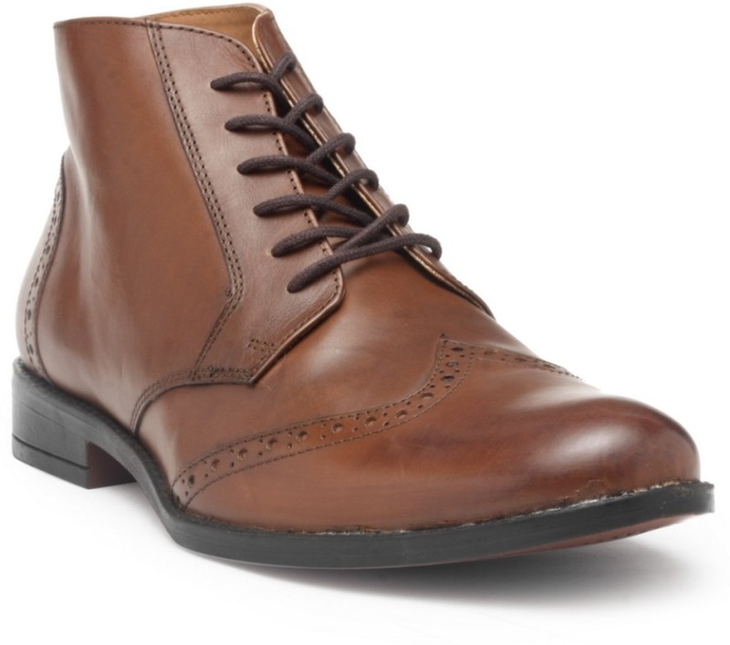 Hats Off Accessories HOA-AW1723 Lace Up For Men(Brown)