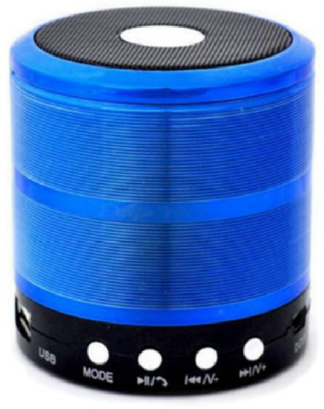 blutech Wireless Portable Bluetooth Speaker high quality and any mobile supported CAR/LAPTOP/HOME AUDIO 5 Bluetooth Speaker (Multicolor) 5 W Bluetooth Speaker(Multicolor, 3.1 Channel)