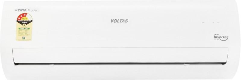 Voltas 1.5 Ton 3 Star Split Inverter AC - White(183VCZT/183VCZT 2, Copper Condenser)