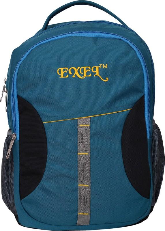 Exel Bags Trendy 18 30 L Laptop Backpack(Multicolor)