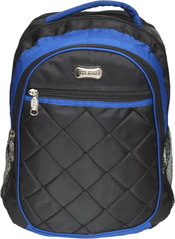Exel Bags Trendy Backpack 30 L Laptop Backpack(Grey)