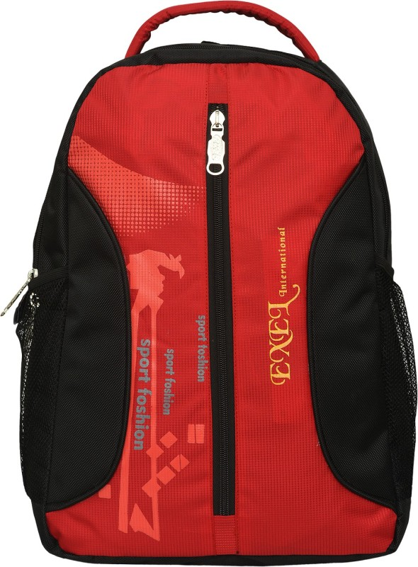 Exel Bags Polyster Backpack 30 L Backpack(Multicolor)