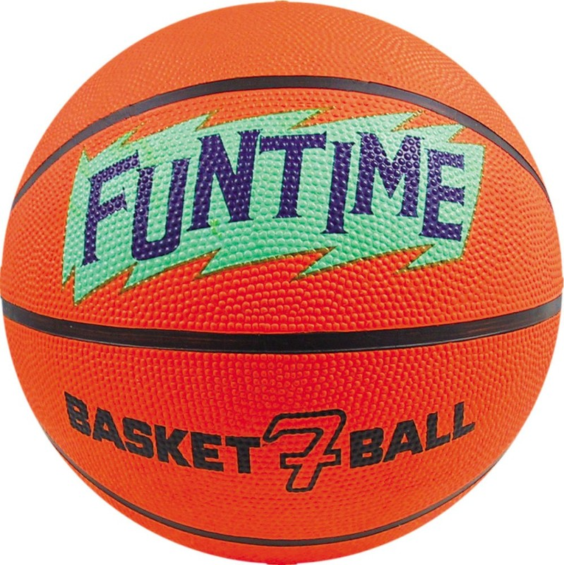 Cosco Funtime Basketball - Size: 7(Pack of 1, Multicolor)
