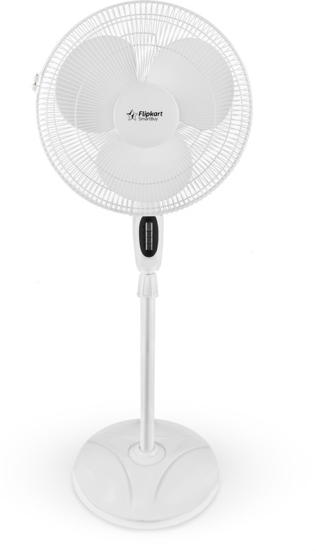 Flipkart SmartBuy 3 Blade Pedestal Fan(White)