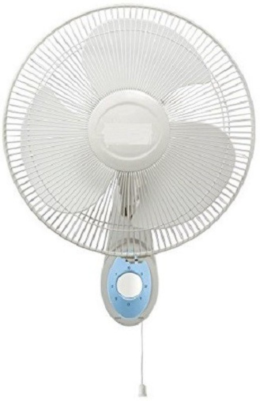 Amikan HOTLINE || ASHOKA 12 IN Wall Fan || Single Cord Control || Copper Winding || 12 inch(300 mm) 3 Blade Wall Fan(WH)