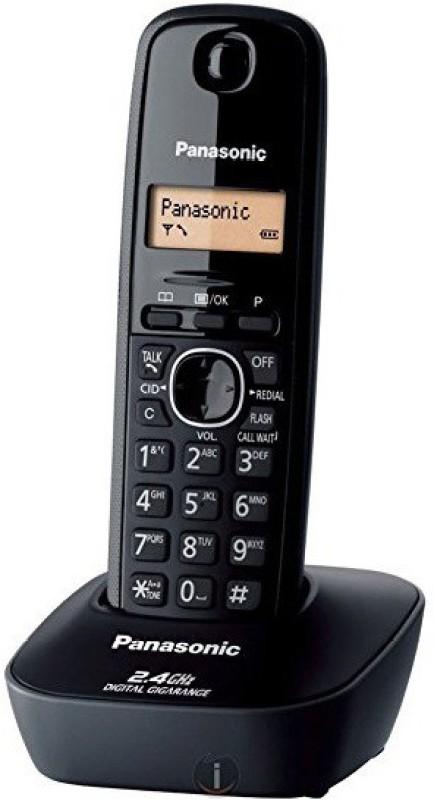 Panasonic PanasonicKXTG3411SX01 Cordless Landline Phone(Multicolor)