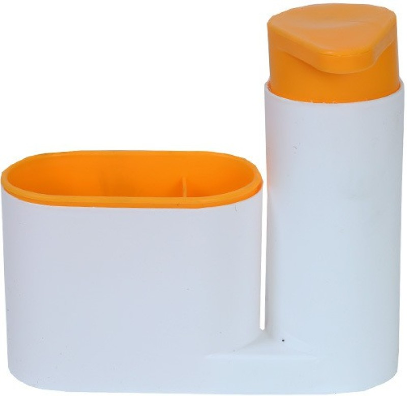 ZEVORA Kitchen Bathroom soap dispenser 150 L Gel, Lotion, Shampoo Dispenser(Multicolor)