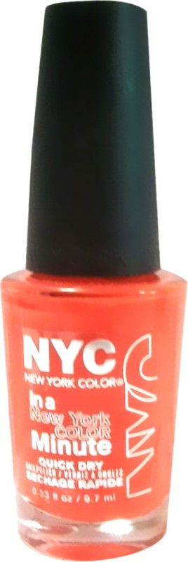Nyc Quick Dry Carnival Red(10 ml)