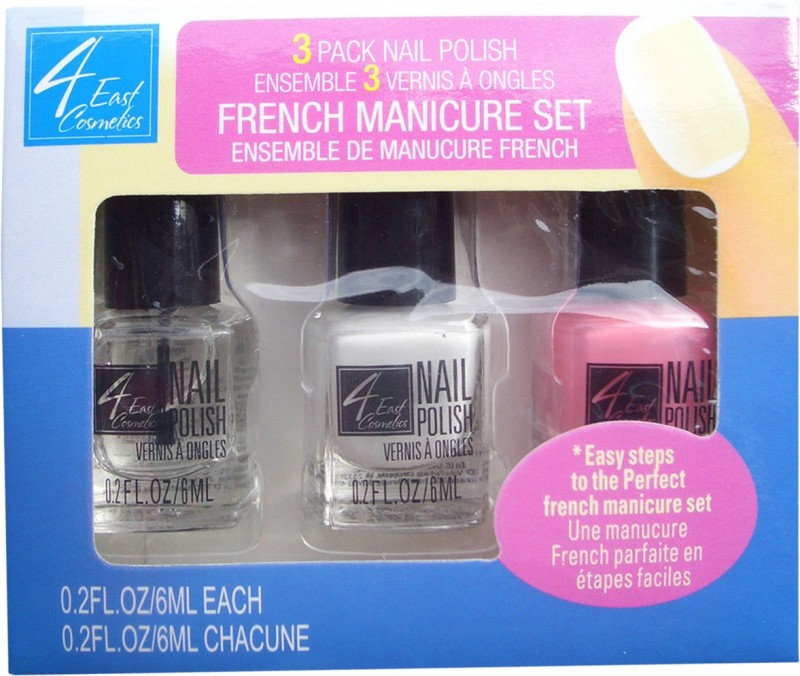 4 East Cosmetics French Manicure Multicolor(6 ml)