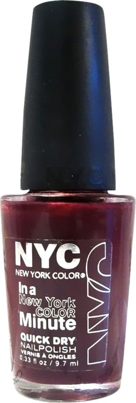 Nyc Quick Dry Battery Park(10 ml)