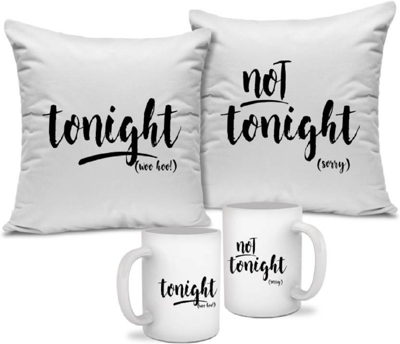 ME&YOU Cushion Gift Set