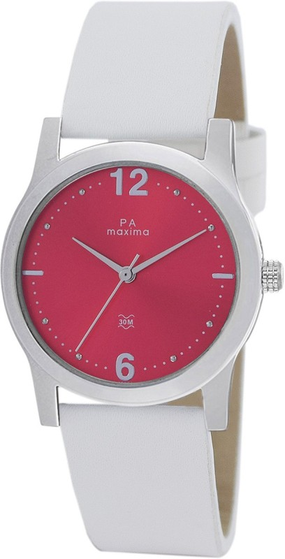 Maxima O-46670LMLI Analog Watch - For Women