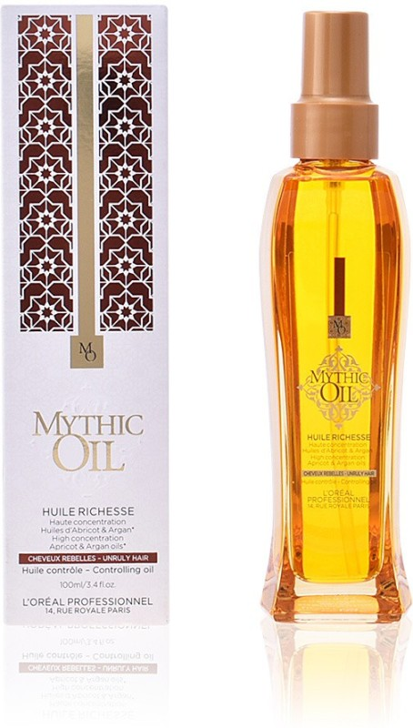 Loreal Professional Professionnel Mythic Oil For Unruly Hair- 100Ml Hair Oil(100 g)