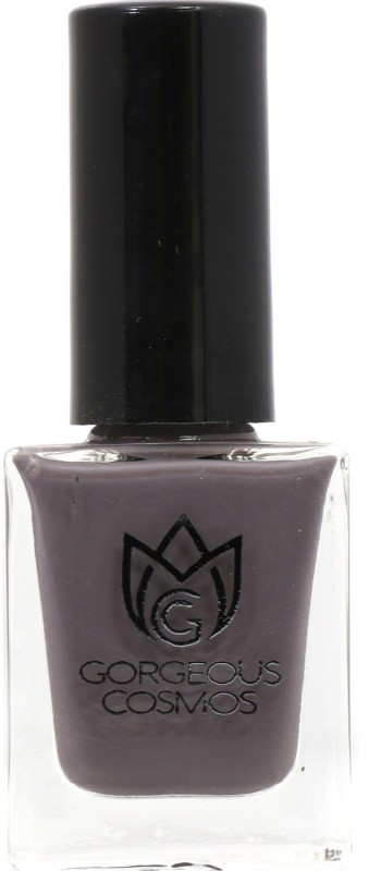 Gorgeous Cosmos Classic- Ashen Grey Shade Toxic Free Nail Polish Grey