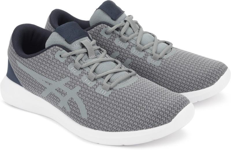 Asics METROLYTE Walking Shoes For Men(Grey, Navy)