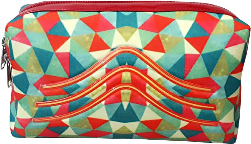 ACE TRENDS Cosmetic Pouch(Multicolor)