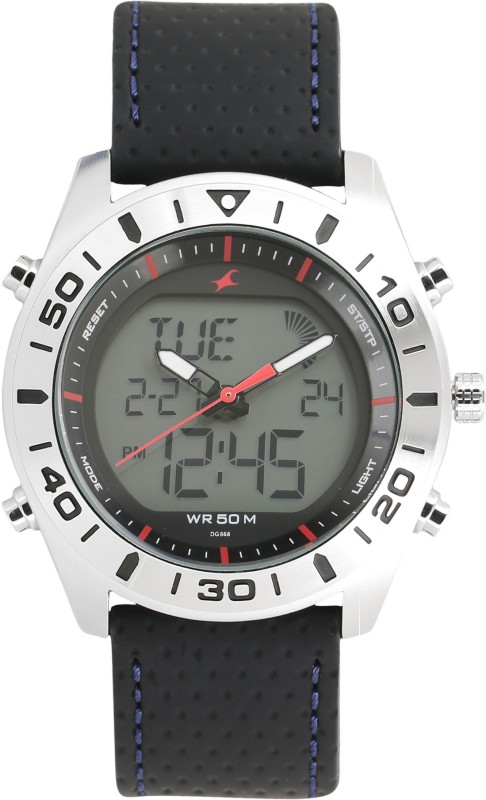 Fastrack 38034SL03 Watch For Men