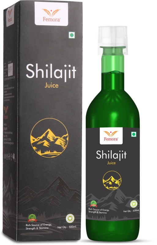 Femora Pure Shilajit Ras Juice 500 ml