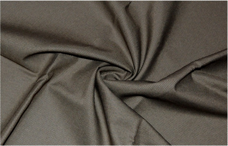 V WALKERS Viscose Solid Trouser Fabric(Un-stitched)