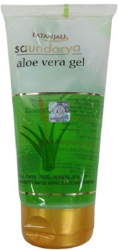 Patanjali Soundaraya Aloe Vera Gel 60ml Face Wash(60 g)