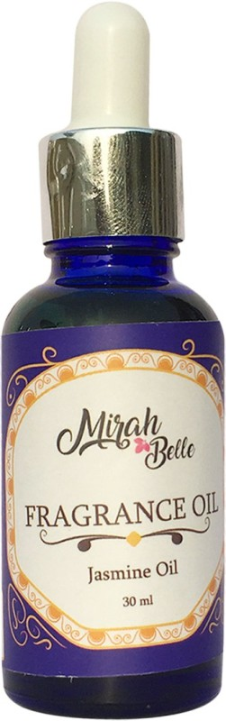 Mirah Belle Naturals Jasmine Fragrance Oil Hair Fragrance Jasmine(30, Blue)