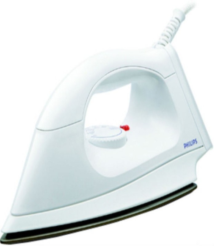 Philips HI 113 Dry Iron(White)