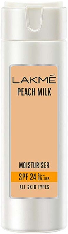 Lakme Peach Milk Moisturizer SPF 24 PA++(200 ml)