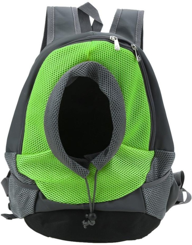 Foodie Puppies Multicolor Backpack Pet Carrier(Suitable For Dog, Cat)
