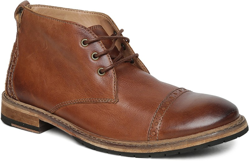 Clarks Boots For Men(Tan)