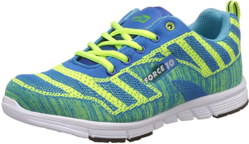 Force 10 By Liberty Running Shoes For Men(Blue)