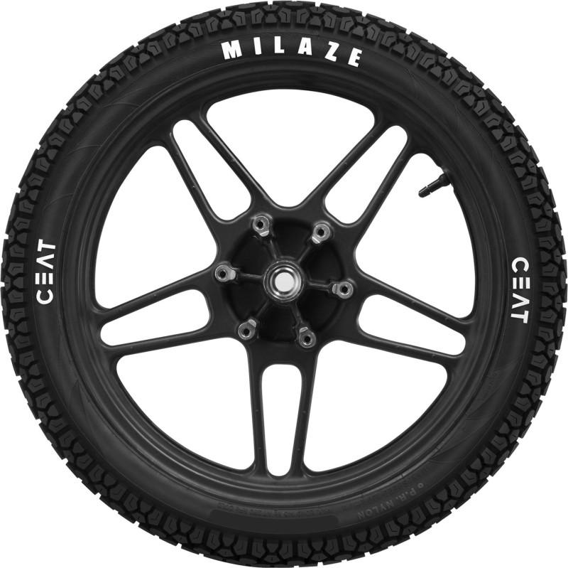 CEAT 101494 MILAZE 3.00-18 Rear Tyre(Street, Tube)