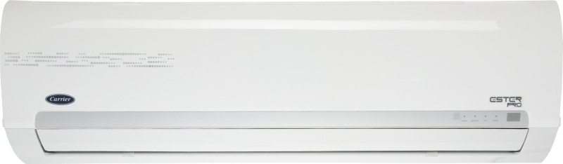Carrier 1.5 Ton 2 Star BEE Rating 2018 Split AC - White(18K ESTER PRO - 2 STAR/CAS18ER2N8F0, Copper Condenser)
