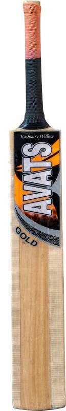 Avats Design Kashmir Willow Cricket Bat(Long Handle, 700 - 900 kg)