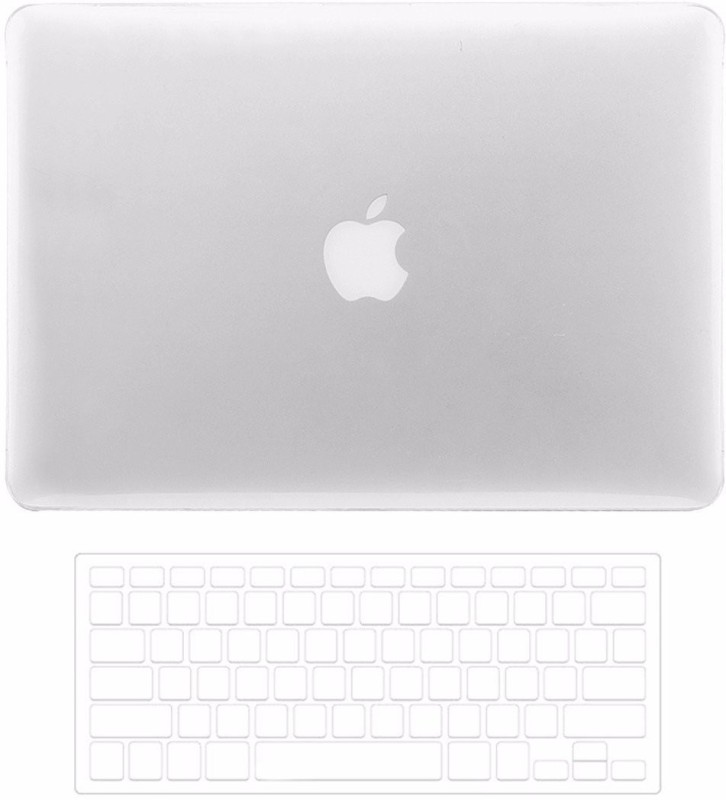 iFyx Plastic Hard Case Cover for MacBook Air 13 Inch (Models: A1369 and A1466) Combo Set