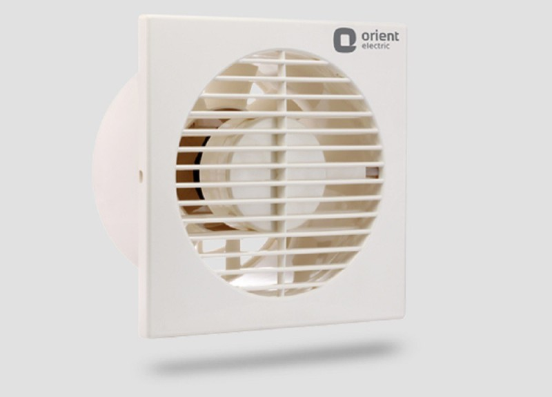 Orient SMART AIR 100MM 9 Blade Exhaust Fan(WHITE)