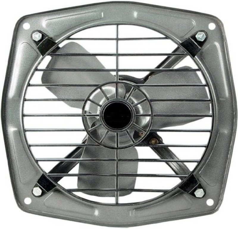 Amikan LAURELS // ASHOKA // HOTLINE 12 INCH 3 Blade Exhaust Fan II COPPER WINDING MOTOR (BLACK) 3 Blade Exhaust Fan(BL)